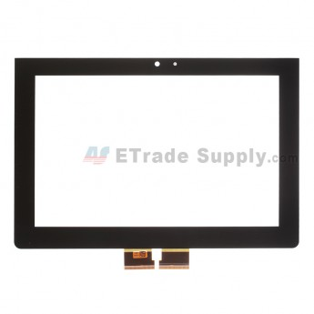 For Sony Xperia Tablet S SGPT1311 Digitizer Touch Screen Replacement - Black - Without Any Logo - Grade S+