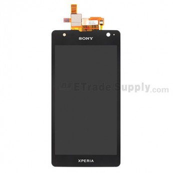 For SN Xperia TX LT29i LCD Screen and Digitizer Assembly Replacement - Grade S+