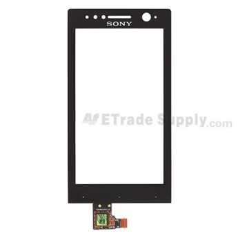 For Sony Xperia U ST25i Digitizer Touch Screen Replacement - Grade S+