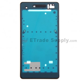 For Sony Xperia V LT25i Front Housing Replacement - Grade S+