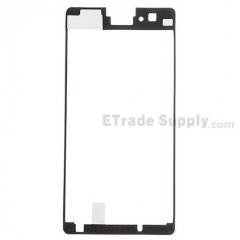 For Sony Xperia Z1 Compact Front Housing Adhesive Replacement - Grade S+