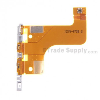 For Sony Xperia Z2 Charging Port Flex Cable Ribbon Replacement - Grade S+