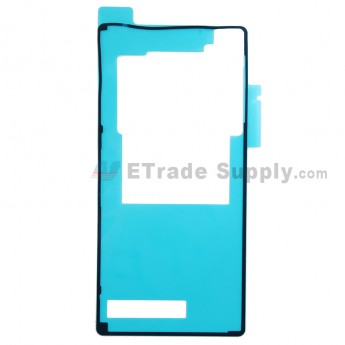 For Sony Xperia Z3 Battery Door Adhesive Replacement - Grade S+