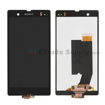 For Sony Xperia Z L36h LCD Screen and Digitizer Assembly Replacement - Grade S+