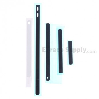 For Sony Xperia Z L36h Side Rails ,Black - Grade S+