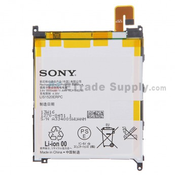 For Sony Xperia Z Ultra XL39h Battery  Replacement (LIS1520ERPC) - Grade S+