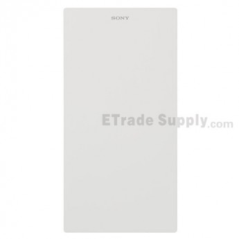For Sony Xperia Z Ultra XL39h Explosion-proof Screen Protector Film Replacement - With Logo - Grade S+