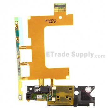 For Sony Xperia ZR M36h Motherboard Flex Cable Ribbon  Replacement - Grade S+