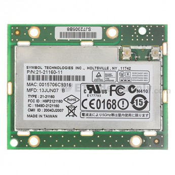 OEM Symbol MC70, MC3000, MC3070, MC3090 Wireless Network Card (B Stock) (21-21160-11)