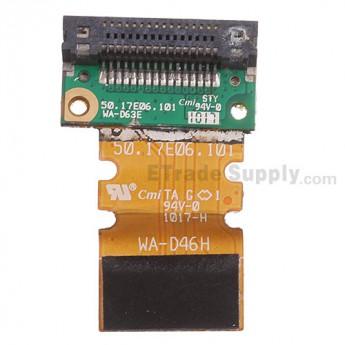 OEM Symbol MC75, MC7506, MC7596, MC7598 Charging Port with Flex Cable Ribbon (used,B Stock)