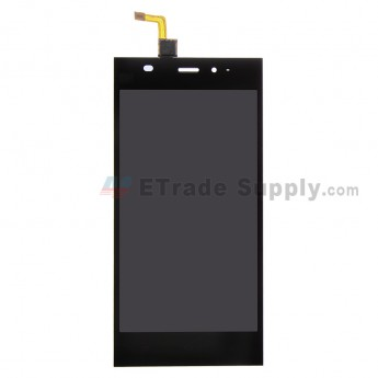 For Xiaomi Mi3 LCD Screen and Digitizer Assembly  Replacement - Black - Grade S+