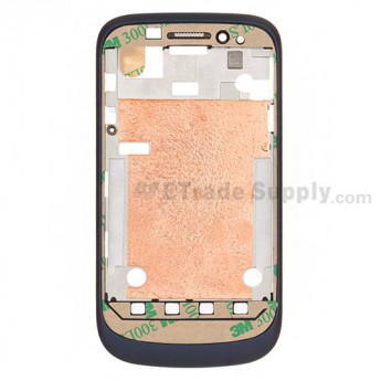 For ZTE Concord V768 Front Housing Replacement ,Blue - Grade S+