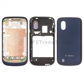 For ZTE Concord V768 Housing Replacement - Blue - Grade S+