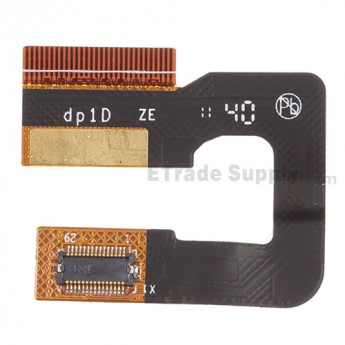 For ZTE Optik Tablet V55 LCD and Motherboard Connection Flex Cable Ribbon Replacement - Grade S+