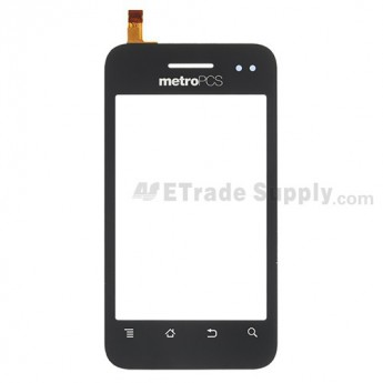 For ZTE Score M X500M Digitizer Touch Panel Replacement - Grade S+