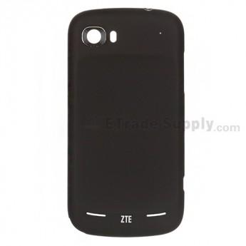 For ZTE Warp Sequent N861 Battery Door Replacement - With Logo - Grade S+