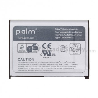 For Palm Treo 680, Treo 750 Battery Replacement (1200 mAh) - Grade R