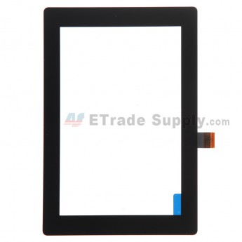For Amazon Kindle Fire 2013 Digitizer Touch Screen  Replacement - Black - Without Logo - Grade S+