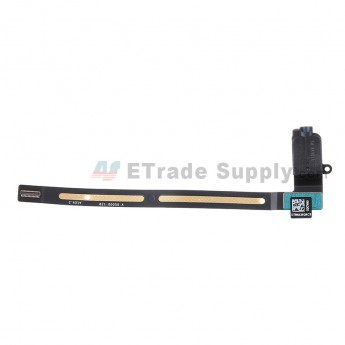 For Apple iPad Air 2 Audio Flex Cable Ribbon  Replacement (Wifi Version) - Black - Grade S+