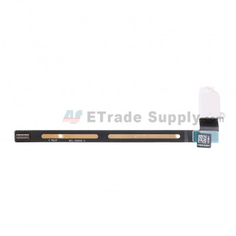 For Apple iPad Air 2 Audio Flex Cable Ribbon Replacement (Wifi Version) - White - Grade S+