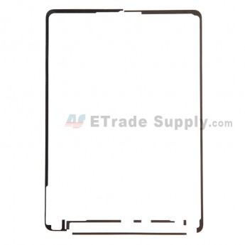 For Apple iPad Air 2 Digitizer Adhesive Replacement  (3 pcs/set) (Wifi + Cellular) - Grade S+