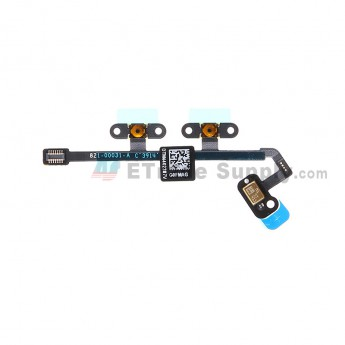 For Apple iPad Air 2 Volume Button Flex Cable Ribbon  Replacement - Grade S+