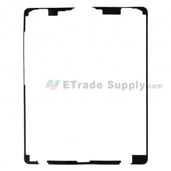 For Apple iPad Air Digitizer Adhesive Replacement (3 pcs/set) (Wifi Version) - Grade S+