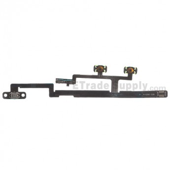 For Apple iPad Mini 3 Power Button Flex Cable Ribbon Replacement - Grade S+