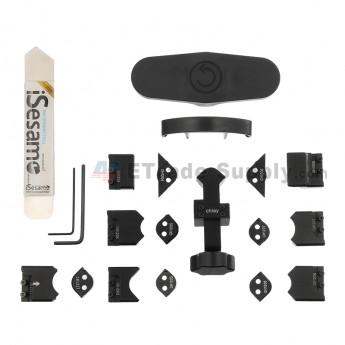 For Apple iPhone 4, 4S, 5, 5S, 6, iPod Series Corner and Edge Repair Tool Kit - Grade R