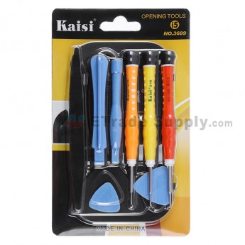 For Apple iPhone 4, 4S, 5, iPad Series Repair Tools Kaisi-3689
