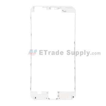 For Apple iPhone 6 Plus Digitizer Frame Replacement - White - Grade R