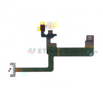 For Apple iPhone 6 Plus Power Button Flex Cable Replacement - Grade S+