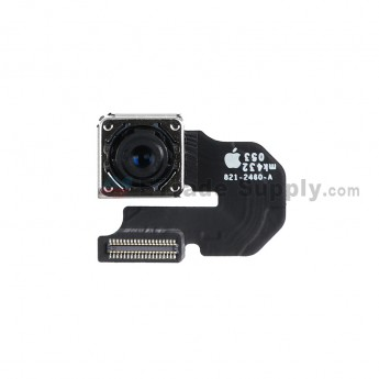 For Apple iPhone 6 Rear Facing Camera Replacement - Grade S+