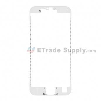 For Apple iPhone 6S Digitizer Frame Replacement - White - Grade R