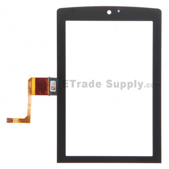 For Asus Eee Pad Memo 171 Digitizer Touch Screen Replacement - Black - Without Logo - Grade S+