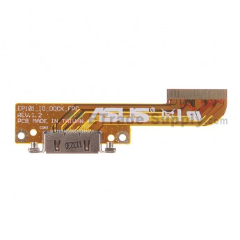 For Asus Eee Pad Transformer TF101 Charging Port Flex Cable Ribbon  Replacement - Grade S+