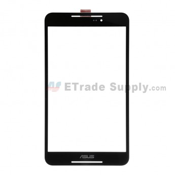 For Asus Fonepad 8 FE380CG Digitizer Touch Screen Replacement - Black - Grade S+