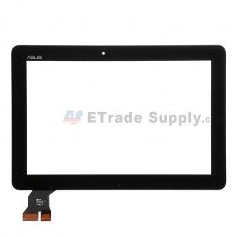 For Asus Memo Pad 10 ME103K Digitizer Touch Screen Replacement - Black - With Logo - Grade S+