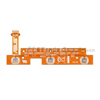 For Asus MeMO Pad 8 ME180A Power Button Flex Cable Ribbon  Replacement - Grade S+