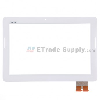 For Asus Transformer Pad TF303CL Digitizer Touch Screen Replacement - White - Grade S+