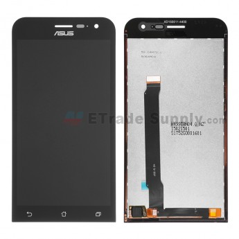 For Asus ZenFone 2 ZE500CL LCD Screen and Digitizer Assembly Replacement - Black - Grade S+