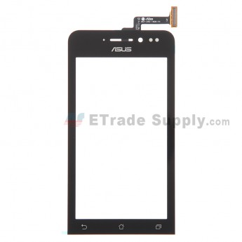 For Asus Zenfone 4 A450CG Digitizer Touch Screen Replacement - Black - Grade S+