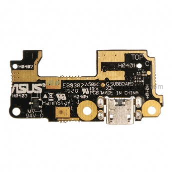 For Asus Zenfone 5 A500CG Charging Port PCB Board Replacement - Grade S+