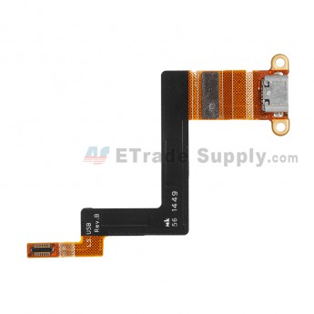 For BlackBerry Classic Q20 Charging Port Flex Cable Ribbon Replacement - Grade S+