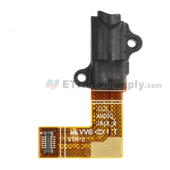 For BlackBerry Classic Q20 Earphone Jack Replacement - Grade S+