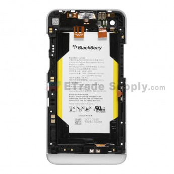 For BlackBerry Z30 Rear Housing with Battery Replacement (4G Version) - Grade S+