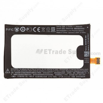For HTC 8X Battery Replacement (BM23100, AT&T) - Grade R