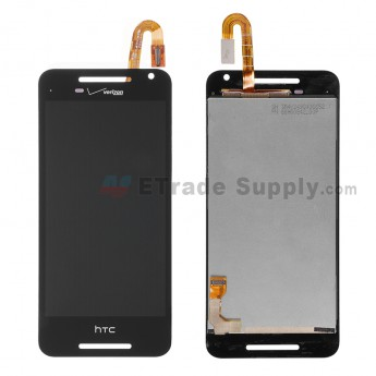 For HTC Desire 612 LCD Screen and Digitizer Assembly Replacement - Black - Grade S+