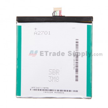 For HTC Desire 816 Battery  Replacement (Reclaimed, 2600mAh) - Grade S+