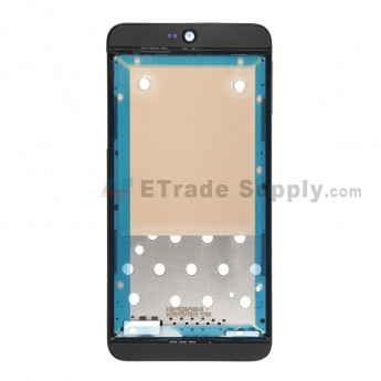 For HTC Desire 826 Front Housing Replacement - Black - Grade S+